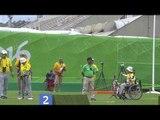 Compound Women Open Final | Lin v Zhou | Rio 2016 Paralympics