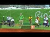 Men's Individual W1   Kinik v Sanchez Camus   Rio 2016 Paralympics