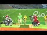 Men's Individual W1   Herter v Asik   Rio 2016 Paralympics
