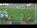 Women's Individual Compound Open | Zhou v Rubio | Rio 2016 Paralympics