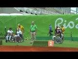 Women's Individual Compound Open | Abbaspour v Kupczyk | Rio 2016 Paralympics