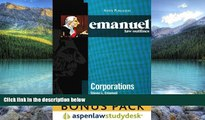 Books to Read  Emanuel Law Outlines: Corporations (Print + eBook Bonus Pack): Corporations