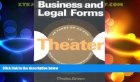Big Deals  Business and Legal Forms for Theater  Best Seller Books Most Wanted