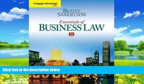 Big Deals  Cengage Advantage Books: Essentials of Business Law  Full Ebooks Most Wanted