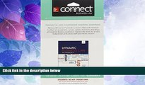 Big Deals  Connect 1 Semester Access Card for Dynamic Business Law:  The Essentials  Full Read