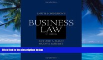 Books to Read  Smith and Roberson s Business Law (Smith   Roberson s Business Law)  Full Ebooks