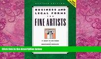 Big Deals  Business   Legal Forms for Fine Artists  Full Ebooks Best Seller