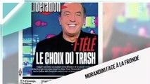 [Zap Télé] L'AFFAIRE MORANDINI ENFLAMME LES MÉDIAS (24 10 16)