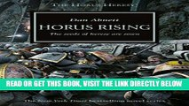 [READ] EBOOK Horus Rising (The Horus Heresy) ONLINE COLLECTION