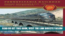 [READ] EBOOK Pennsylvania Railroad Passenger Train Consists and Cars 1952 Vol. 1: East-West Trains