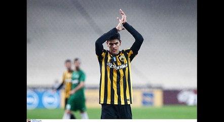Stavros Vasilantonopoulos Goal HD - FC Veria 1-1 Panathinaikos - Greece - Super League 24.10.2016
