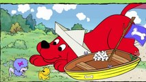 Clifford The Big Red Dog Games - Clifford The Big Red Dog Buried Treasure