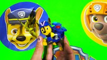 The Paw Patrol Game with Chase In Real Life - Mashems, Slime, Superheroes and Toys - Spin the Wheel