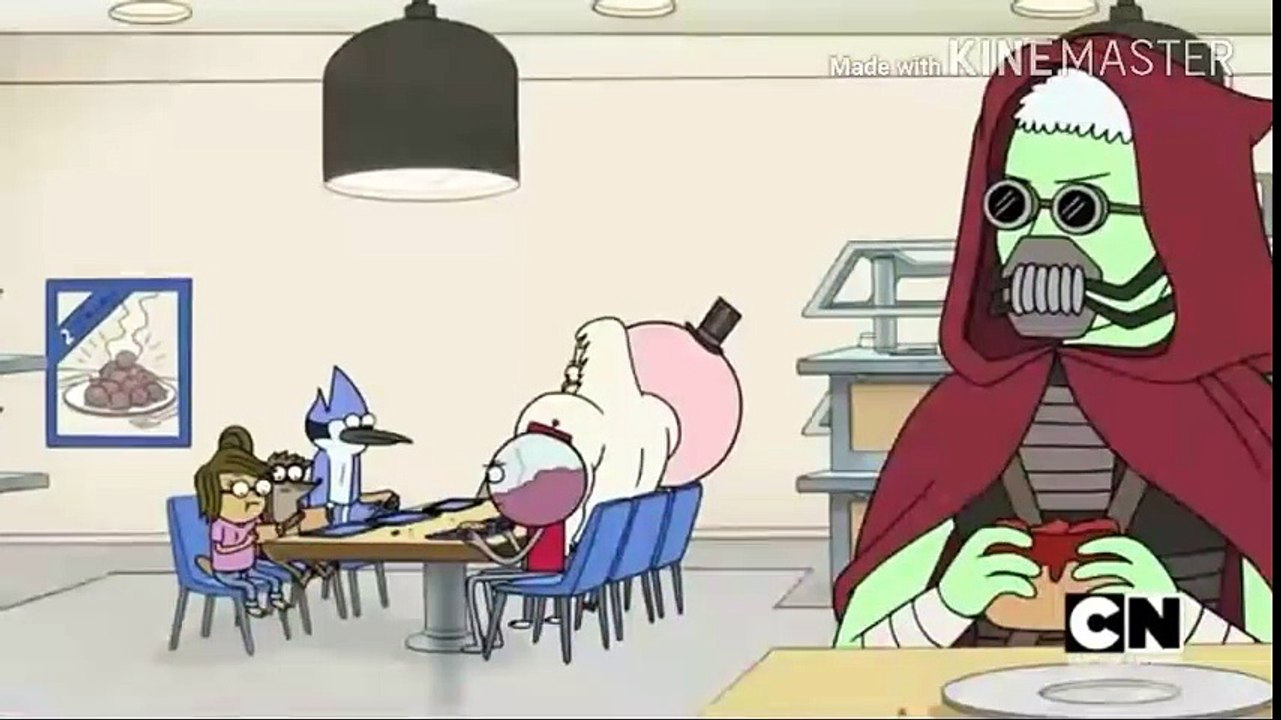 Regular Show S8E16 New Beds (Clip 2) [HD]