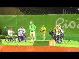 Men's Individual W1 Bronze Medal Match   Kinik v Herter   Rio 2016 Paralympics