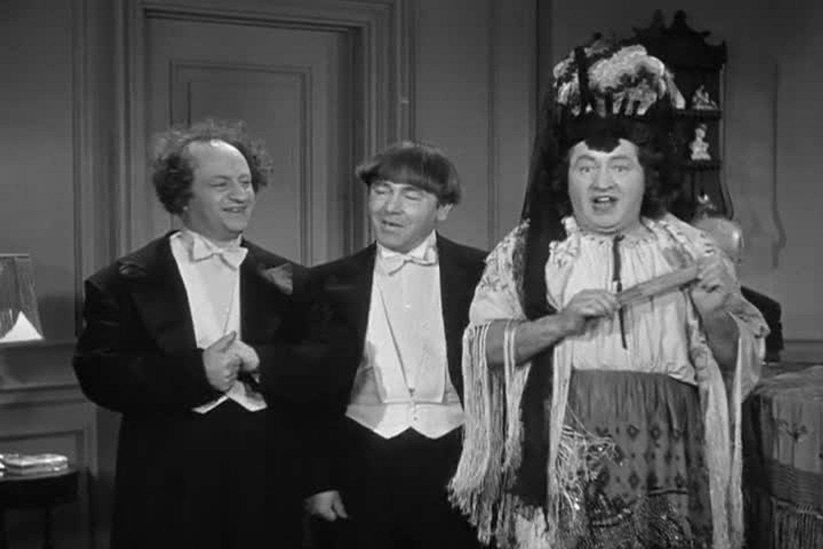 Image result for 087 The Three Stooges: Micro Phonies (1945)