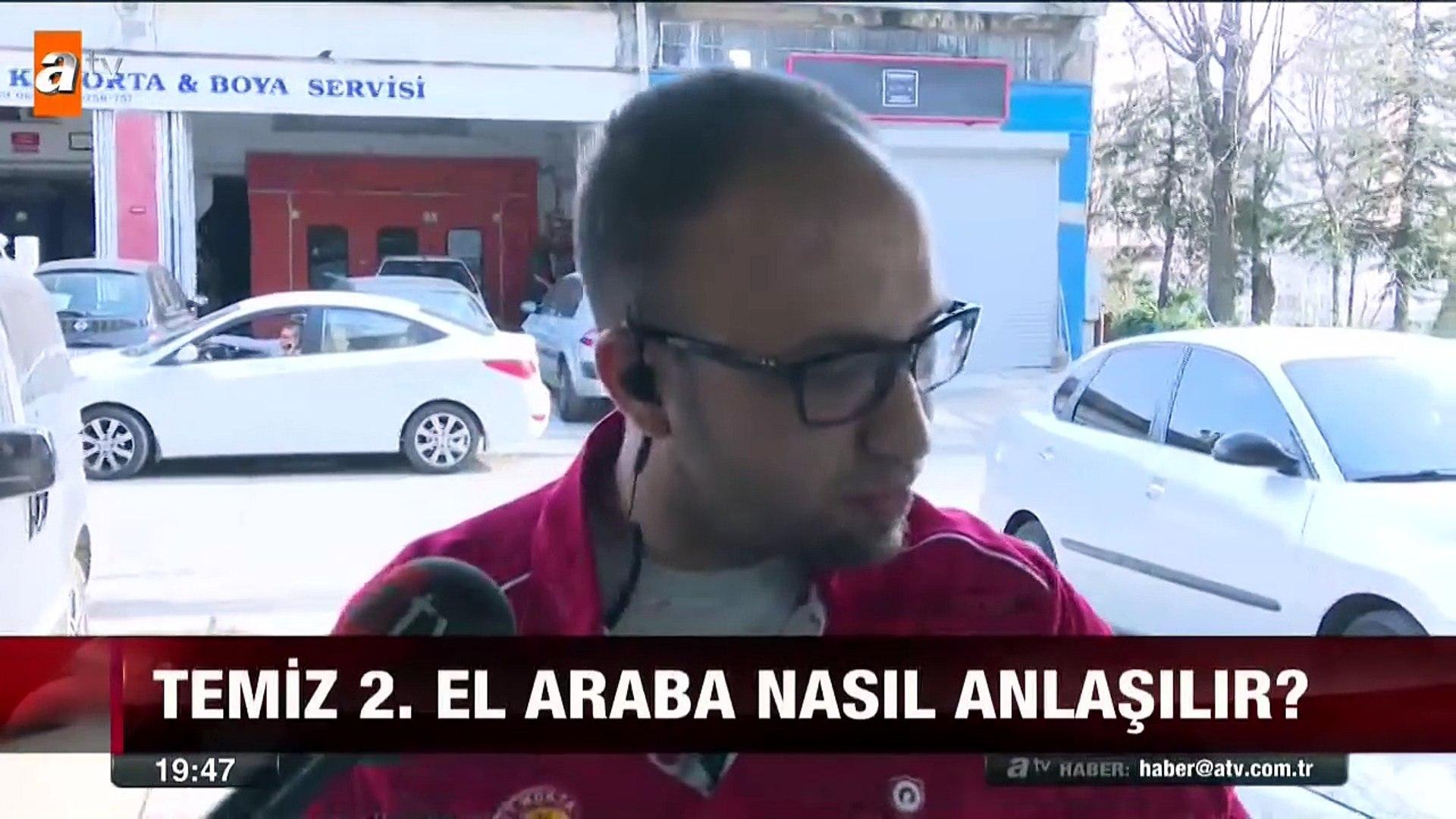 temiz 2 el araba nasil anlasilir