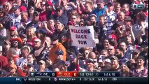 Tom Brady Leads Patriots to TD on His First Drive of the Season!   Patriots vs. Browns   NFL
