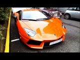 FULL 1080p London Supercars July 7th: MATT SV, orange AVENTADOR + MORE
