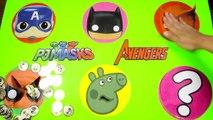 PJ Masks Paw Patrol SuperHero Game - Surprise Toys from Spiderman, Peppa Pig, Disney, Spin the Wheel