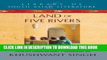 [Free Read] Land of Five Rivers: Short Stories by the Best Known Writers from the Punjab Full Online