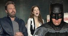 Ben Affleck Talks Batman Pressure and Anna Kendrick as Batgirl