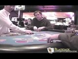 Casino Backoff for Card Counting - Blackjack Apprenticeship