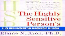PDF] The Highly Sensitive Person s Workbook Full Online
