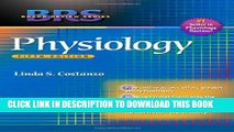Read Now BRS Physiology (Board Review Series) Download Online
