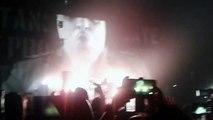 Muse - Drill Sergeant, Bangkok Impact Arena, 09/23/2015