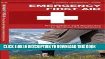 Best Seller Emergency First Aid: Recognition and Response to Medical Emergencies (Pocket Tutor