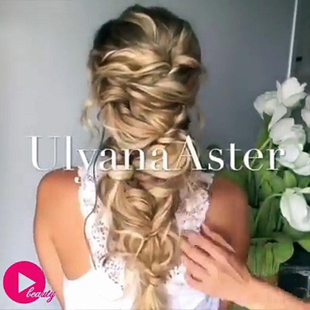 princess hair style