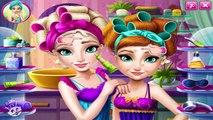 Disney Frozen Games - Elsa and Anna College Makeover - Disney Princess Elsa & Anna Games for Kids