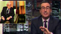 Last Week Tonight with John Oliver: John Oliver take about Guantanamo (HBO)