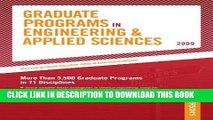 Read Now Grad Guides BK5: Engineer/Appld Scis 2009 (Peterson s Graduate Programs in Engineering