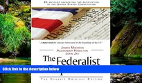 Must Have  The Federalist Papers  Premium PDF Full Ebook