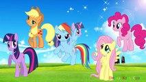 My Little Pony Finger Family Song | Kids Songs | MLP Nursery Rhymes Finger Family My Little Pony