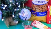 Easy Christmas COOKIES for Kids Peanut Butter + M&Ms DIY Christmas Reindeer Cookies by DisneyCarToys