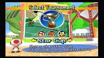 Lets Play Mario Power Tennis - Episode 4 - Rivals (Star Cup Singles)