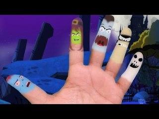 Палец Семья   Потешки для детей   русский