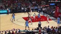Denver Nuggets vs Portland Trail Blazers - Full Game Highlights   October 16, 2016   2016 NBA Preseason