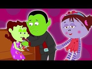 Мисс Полли имели Куколку   Мультфильм для детей   Компиляция   Страшные Рифма Miss Polly Had A Dolly