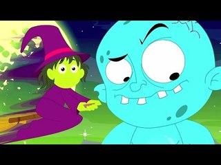 ведьма Суп   Детского стишка   Детская коллекция Для   Witch Soup   Haunted Kids Video   Kids Song