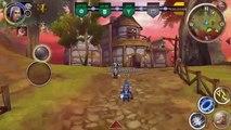Lets Play [Android] Order & Chaos Online Part 38: Auf dem Weg zum Sumpf der Lindwürmer!