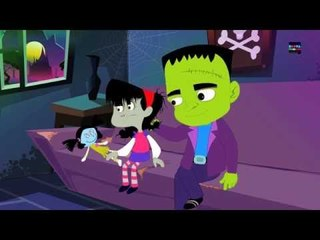 La signorina Polly aveva un dolly | Spaventoso Cartoon | Bambola rima | Materna canzone | Miss Polly