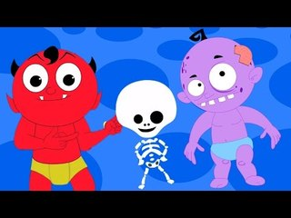 Hokey Pokey | Filastrocca per | capretti cartone animato | Nursery Rhyme | Kids Song | Kids Cartoon