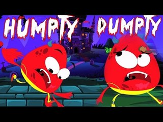 Humpty Dumpty | Kinderlieder für Kinder | reimt Sich Sammlung in Deutsch für Kinder