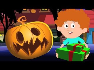 Jack O lanterna   Spaventoso Rima   di Halloween canzone   Jack O'Lantern   Halloween Video