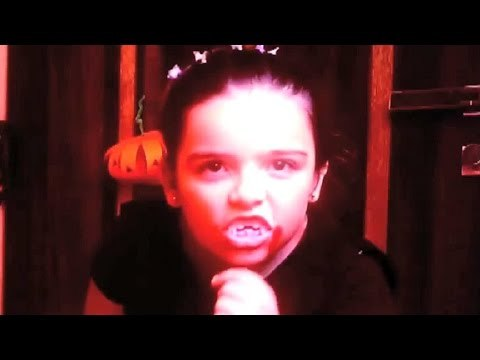 Halloween Trick or Treat Challenge   Issy Missy x 2   Spooky The Issy Missy Show - TIMS