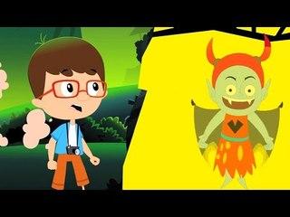 Счастливого Хеллоуина | Хэллоуин песня | Страшно Песня для детей | Зомби Песня | Halloween Night
